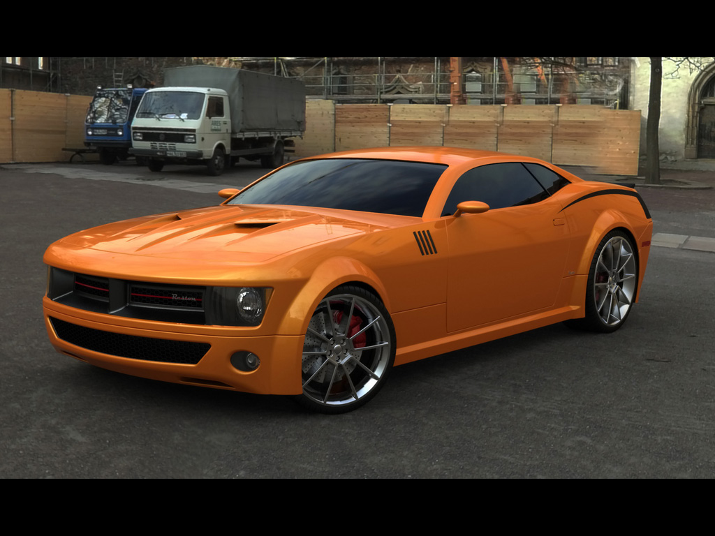 2008 Chrysler barracuda concept