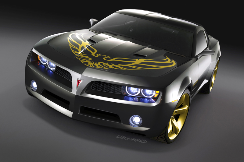 trans-am – muscle cars