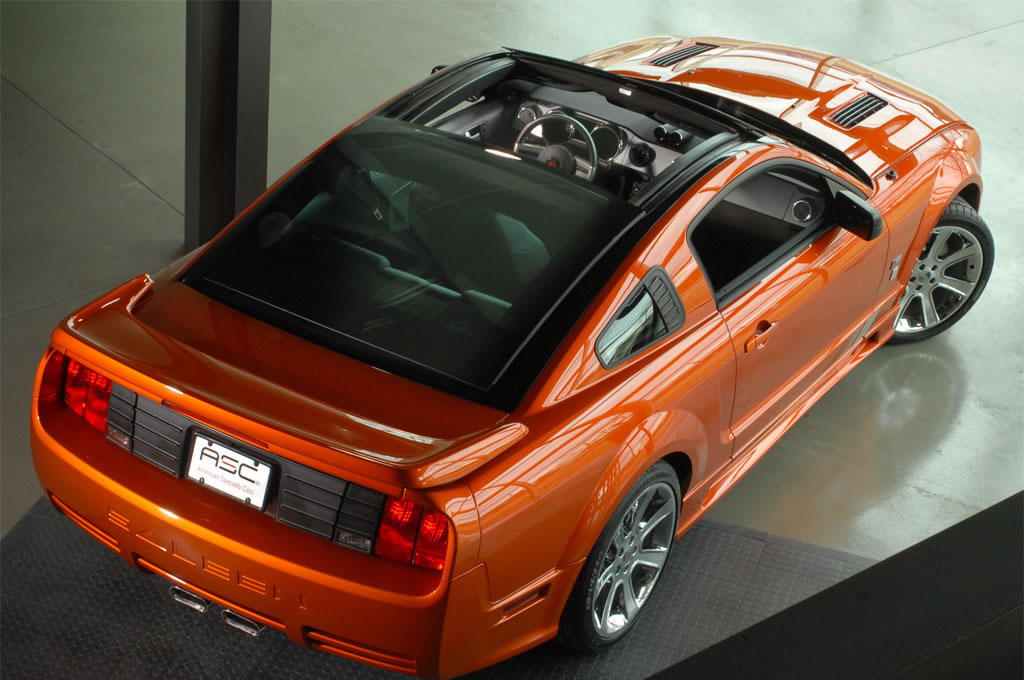 saleen seite 3 muscle cars. Black Bedroom Furniture Sets. Home Design Ideas