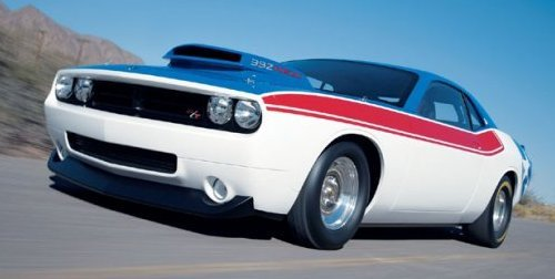 Mopar zeigt das Dodge Challenger Drag Race Paket am 13 Juli in Denver
