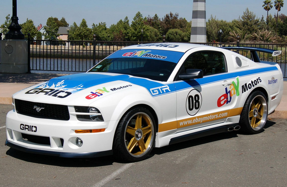 16 jähriger gewinnt 445 PS Mustang von Ebay Motors   Muscle Cars ...