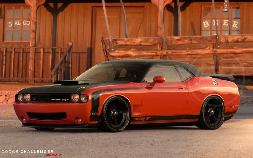 dodge_challenger_srt_by_hussain1
