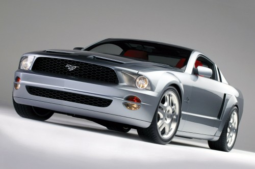 Mustang GT Coupe Concept