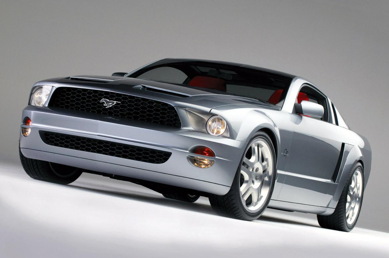 Barret-Jackson: Erster 12 Mustang GT12 und zwei 12 ... | 2003 ford mustang