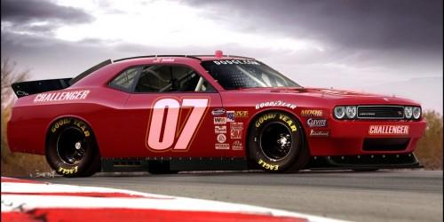NASCAR_Challenger_by_jonsibal