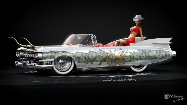 Tottarie - Cadillac Eldorado 1959