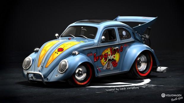 Tottarie - VW Beetle 1300