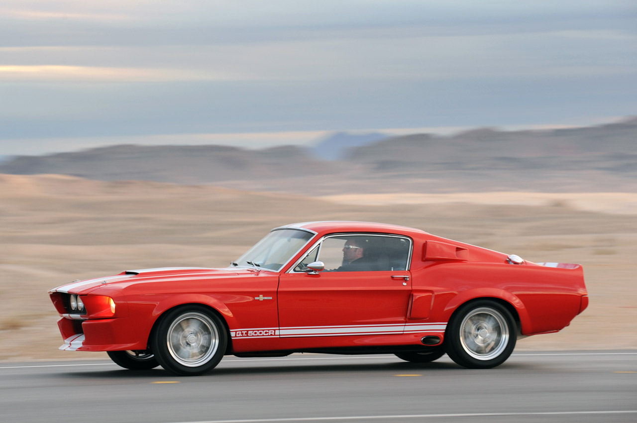 classic recreations shelby gt500cr muscle cars. Black Bedroom Furniture Sets. Home Design Ideas