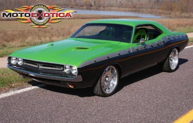 Ebay: 1971 Dodge Challenger gebaut von Chip Foose in 'Overhaulin'