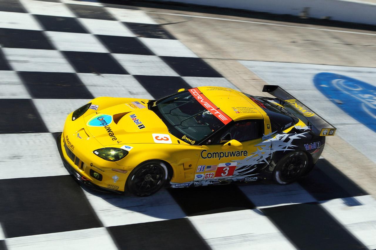2010 ALMS Corvette C6