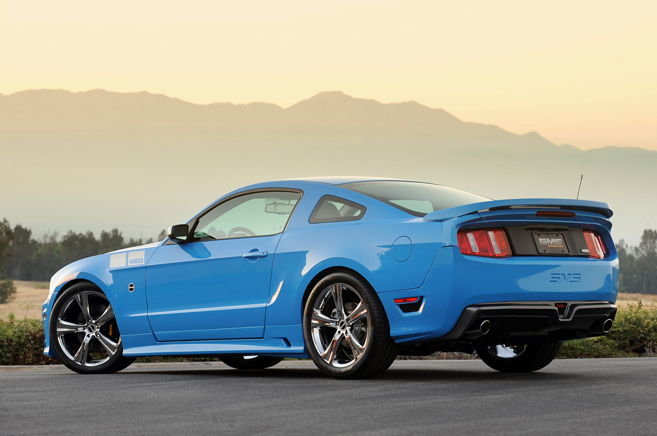 ford mustang sms 460 - photo #14