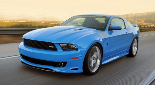 2010 SMS Supercars 460 Mustang