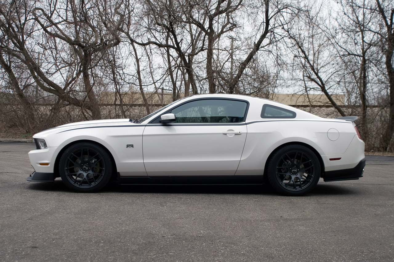 2011 Mustang RTR
