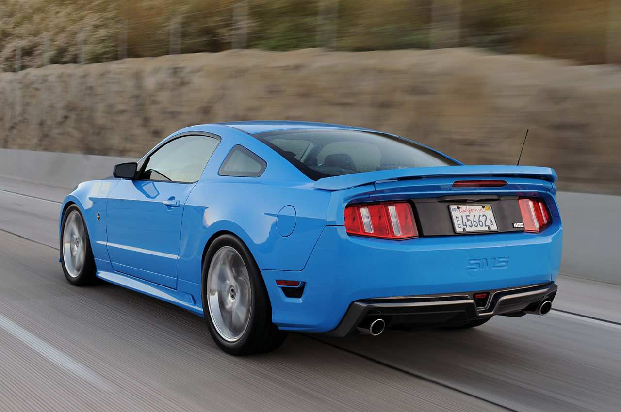 ford mustang sms 460 - photo #15